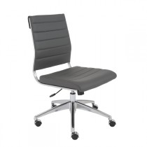 Axel Low Back Office Chair Armless
