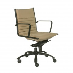 Dirk-PC Low Back Office Chair