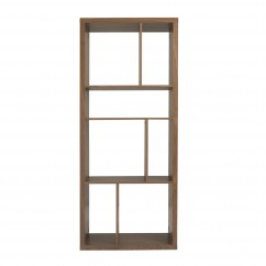 Reid Shelving Unit - Walnut