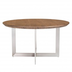Tosca 54 Round Dining Table