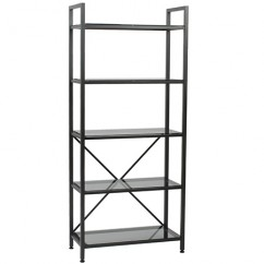 Madrid 5-Shelf Storage