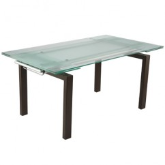 Shelly Dining Table Brown