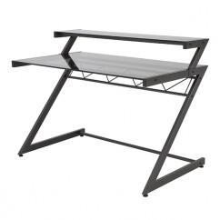 Z Deluxe Desk Small + Shelf